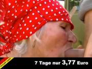 ALTE VERFICKTE WEIBER MIT 70 - ABRARTIG
