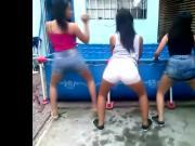Bailando de Tres en tres DANCE!!