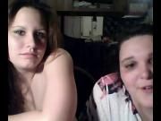 Horny Fat BBW Teen having fun with horny Chubby Lesbians-5
