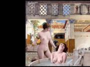 Antique Nudes--In Antiquity