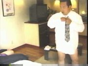 Japanese Older Man Fucks His Secretary