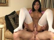 Kyra Black is all about satisfying hard tools