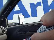 Flashing truckers