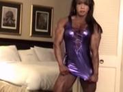 Fbb in sexy dress