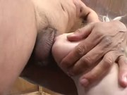 Fantastic Blonde Deep Throats And Gets Jizzed