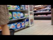 Upskirt in shop 5
