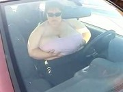 BBW flashing in the car