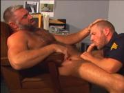 Bear Fuzz sceen with Dan Rider