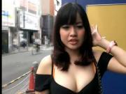 Asiatica Manoseada en el tren #09