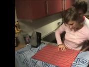 Misha & Yan : Ironing