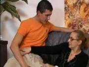 Giving Horny Mama A Fuck And Facial !