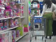 Sexy Ass Amazon VPL.