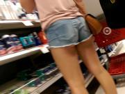 teen in shorts 33