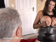 British Cougar Lulu Lush interviewed