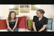 Naomi & teen lil Candy instructional bj