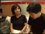 63yr old Japanese Granny Loves Younger Dick Uncensored
