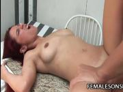 Andreia Mel - A Sizzling Shemale Domination