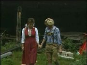 Sex on the Farm on Old German video