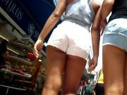 Novinhas cariocas tesudas de shortinho