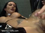 NEW: Cum Cum Orgy For Sperma Milf Sidney Dark