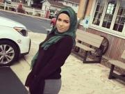 Hijabi with a Booty