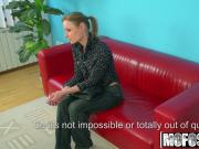 Mofos B Sides - Petra gets put on the casting couch - MOFOS