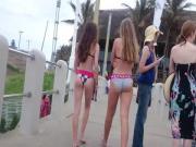 Durban beach babes