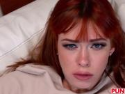Redhead Alexa Nova Gets Big Cock Punishment
