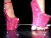Worms in High Heel Land
