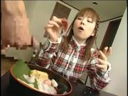 Monbu Ran - Sperm with food
