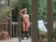 Candie Evans Nude Pussy Scene On ScandalPlanet.Com