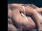 Irina Golubtsova takes off her panties