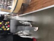Booty in Grey Walking
