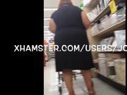 Big Ass Lightskin Black Mature Upskirt Reloaded