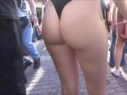 Bike Week Thong