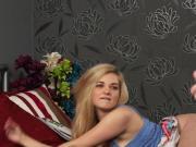 Teenage british femdom encouraging her sub