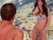 Babes.com - Morning Affair starring Katie Jordin and Rocco