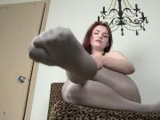 Sexy Pantyhose Show