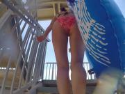 Amazing Waterpark Bikini Ass