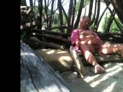 cum with me outdoor compilation