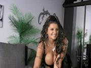 German Top Heavy Web Vixen: Miss A.