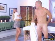 Brazzers - Dirty Masseur - The Cock Healer scene starring Ol