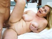Busty mature babe got fucked hard