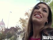 Mofos - Public Pick Ups - Spanish Beauty Gives Messy Head st