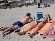 france various sexy girls Carnon beach