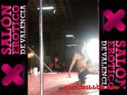 Aris Dark show erotico en SEV 2013
