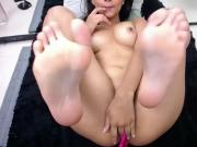 Latina With Pretty Feet 3