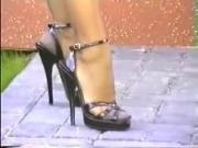 Lady b. - Stockinks feet