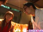 Mikan Tokonatsu gets cumshot