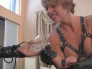 Mistress Brianna & Her Friend Punish slave